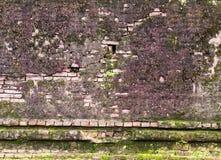 Υπόβαθρο σύστασης τοίχων Brickwall παλαιό Στοκ φωτογραφία με δικαίωμα ελεύθερης χρήσης