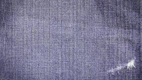 Υπόβαθρο σύστασης υφάσματος τζιν τζιν Στοκ Φωτογραφία