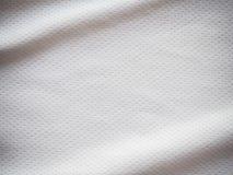 Υπόβαθρο σύστασης υφάσματος του αθλητικού Τζέρσεϋ Στοκ Φωτογραφία