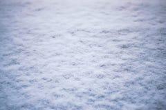 Υπόβαθρο σύστασης χιονιού Στοκ Εικόνες
