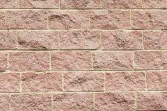 Υπόβαθρο, σύσταση, τοίχος τεμαχίων τούβλινου Στοκ φωτογραφία με δικαίωμα ελεύθερης χρήσης