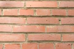 Υπόβαθρο, σύσταση, τοίχος τεμαχίων τούβλινου Στοκ εικόνες με δικαίωμα ελεύθερης χρήσης