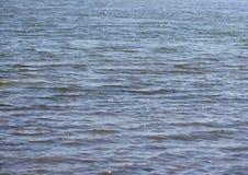 Υπόβαθρο της επιφάνειας του νερού λιμνών Στοκ φωτογραφία με δικαίωμα ελεύθερης χρήσης