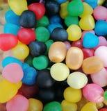 Υπόβαθρο της χρωματισμένης καραμέλας στοκ φωτογραφίες με δικαίωμα ελεύθερης χρήσης