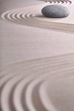 Υπόβαθρο της Zen garden stone spa Στοκ φωτογραφίες με δικαίωμα ελεύθερης χρήσης