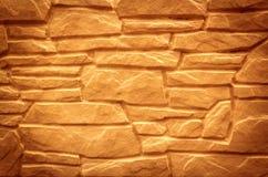 Υπόβαθρο τοίχων πετρών άμμου Στοκ Εικόνες