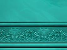 Υπόβαθρο τοίχων σύστασης κεραμιδιών λουτρών Aquamarine Στοκ φωτογραφία με δικαίωμα ελεύθερης χρήσης
