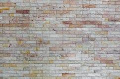 Υπόβαθρο τοίχων ψαμμίτη σύστασης τουβλότοιχος Το σχέδιο, και χρώματα Στοκ φωτογραφία με δικαίωμα ελεύθερης χρήσης