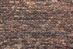 Υπόβαθρο τουβλότοιχος Στοκ εικόνα με δικαίωμα ελεύθερης χρήσης
