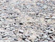 Υπόβαθρο του αμμοχάλικου και της άμμου στοκ εικόνες με δικαίωμα ελεύθερης χρήσης