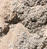 Υπόβαθρο του αμμοχάλικου και της άμμου στοκ εικόνα με δικαίωμα ελεύθερης χρήσης
