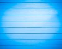 Υπόβαθρο του νέου φυσικού ξύλινου επιτραπέζιου μπλε χρώματος στοκ φωτογραφία με δικαίωμα ελεύθερης χρήσης