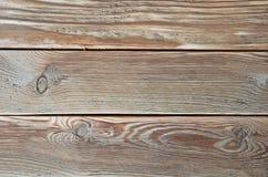 Υπόβαθρο του ξύλινου βρώμικου υπολογιστή γραφείου φιαγμένο από τραχιούς πίνακες για το πρόγραμμά σας στοκ εικόνες
