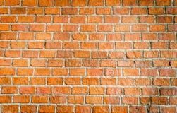 Υπόβαθρο του παλαιού εκλεκτής ποιότητας τουβλότοιχος Στοκ Φωτογραφία
