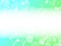 Υπόβαθρο του πράσινου αφρού Στοκ εικόνα με δικαίωμα ελεύθερης χρήσης