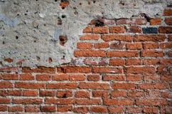 Υπόβαθρο τούβλων Στοκ εικόνες με δικαίωμα ελεύθερης χρήσης