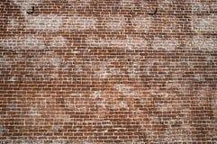 Υπόβαθρο τούβλων Grunge στοκ εικόνες με δικαίωμα ελεύθερης χρήσης