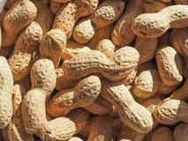 Υπόβαθρο τροφίμων φυστικιών Στοκ Εικόνα