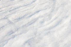 Υπόβαθρο των αμμόλοφων χιονιού Στοκ φωτογραφίες με δικαίωμα ελεύθερης χρήσης