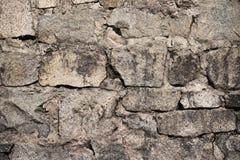Υπόβαθρο των γκρίζων πετρών Στοκ Εικόνα