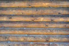 Υπόβαθρο των κούτσουρων και των σανίδων Στοκ εικόνες με δικαίωμα ελεύθερης χρήσης
