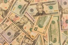 Υπόβαθρο των μετονομασιών δολαρίων των διαφορετικών μετονομασιών S στοκ εικόνες