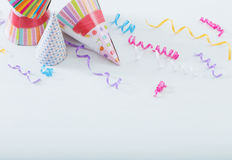 Υπόβαθρο των μπαλονιών για τα γενέθλια Στοκ Φωτογραφία
