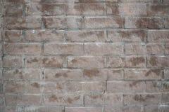 Υπόβαθρο των παλαιών υγρών τούβλων Στοκ εικόνα με δικαίωμα ελεύθερης χρήσης