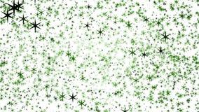 Υπόβαθρο των πολύχρωμων αστεριών ελεύθερη απεικόνιση δικαιώματος
