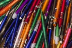 Υπόβαθρο των πολύχρωμων μανδρών Στοκ Εικόνα