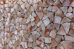 Υπόβαθρο των τετραγωνικών ακρών των ξύλινων φραγμών στοκ εικόνες με δικαίωμα ελεύθερης χρήσης