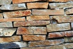 Υπόβαθρο των τούβλων, πέτρες Στοκ εικόνα με δικαίωμα ελεύθερης χρήσης