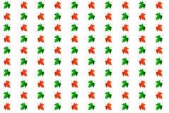 Υπόβαθρο των χρωματισμένων φύλλων σφενδάμου στοκ φωτογραφίες