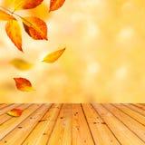 Υπόβαθρο φθινοπώρου στοκ εικόνα