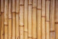 Υπόβαθρο φρακτών μπαμπού στοκ φωτογραφία με δικαίωμα ελεύθερης χρήσης