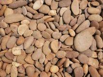 Υπόβαθρο φύσης πετρών παραλιών χαλικιών, σχέδιο πετρών χαλικιών στοκ εικόνες