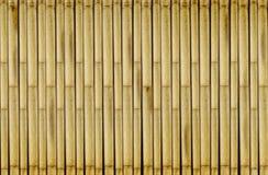 Υπόβαθρο φύσης φρακτών μπαμπού Στοκ φωτογραφία με δικαίωμα ελεύθερης χρήσης