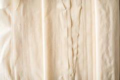 Υπόβαθρο φύλλων ζύμης Filo οριζόντιο στοκ εικόνα με δικαίωμα ελεύθερης χρήσης