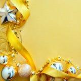 Υπόβαθρο χαιρετισμού Χριστουγέννων τέχνης στοκ φωτογραφία με δικαίωμα ελεύθερης χρήσης
