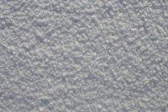 Υπόβαθρο χιονιού μια ηλιόλουστη ημέρα Στοκ Εικόνες
