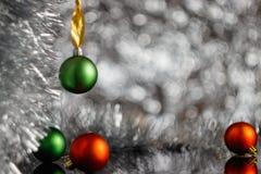 Υπόβαθρο Χριστουγέννων για τη διαφήμιση ενός βιβλίου στοκ εικόνα με δικαίωμα ελεύθερης χρήσης