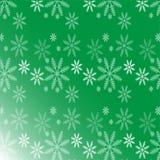 Υπόβαθρο Χριστουγέννων με το χιόνι απεικόνιση αποθεμάτων