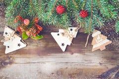 Υπόβαθρο 2018 Χριστουγέννων Στοκ φωτογραφία με δικαίωμα ελεύθερης χρήσης