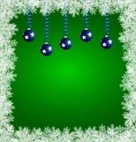 Υπόβαθρο Χριστουγέννων Στοκ φωτογραφία με δικαίωμα ελεύθερης χρήσης