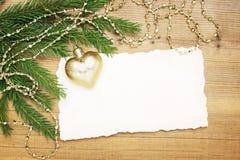 Υπόβαθρο Χριστουγέννων Στοκ Εικόνα