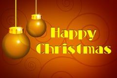 Υπόβαθρο Χριστουγέννων Στοκ εικόνα με δικαίωμα ελεύθερης χρήσης