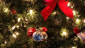 Υπόβαθρο Χριστουγέννων Στοκ εικόνες με δικαίωμα ελεύθερης χρήσης