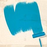 Υπόβαθρο χρωμάτων και κυλίνδρων ελεύθερη απεικόνιση δικαιώματος