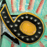 Υπόβαθρο χρωμάτων σύστασης στοκ φωτογραφία με δικαίωμα ελεύθερης χρήσης