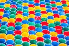Υπόβαθρο χρωμάτων χρώματος Στοκ Φωτογραφίες